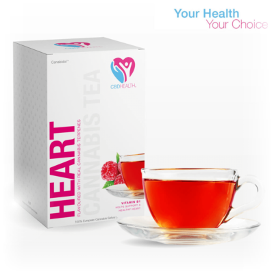 CBD HEALTH® HEART SUPPORT TEA