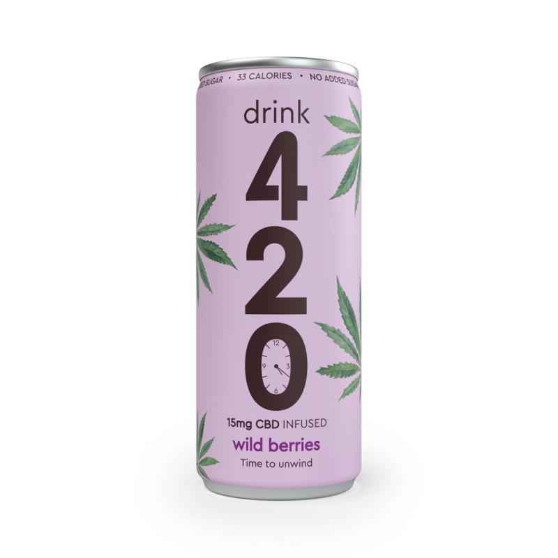 Drink 420 Wild Berries