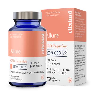 Elixinol Allure CBD Capsules 150mg