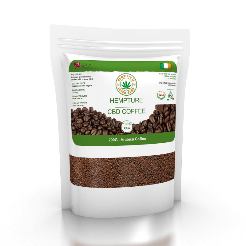 Hempture CBD Coffee – 200G