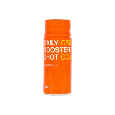 Kanna Swiss C3 Daily CBD Booster Shot Complex Curcumin & Crocus 60ml