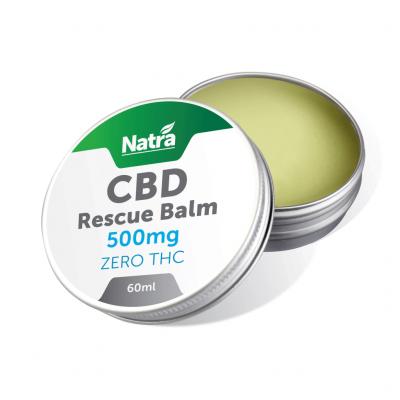 Natra CBD Rescue Balm 500mg