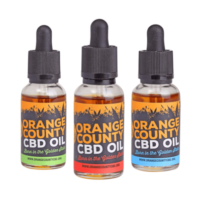 Orange County 30ml CBD Oil