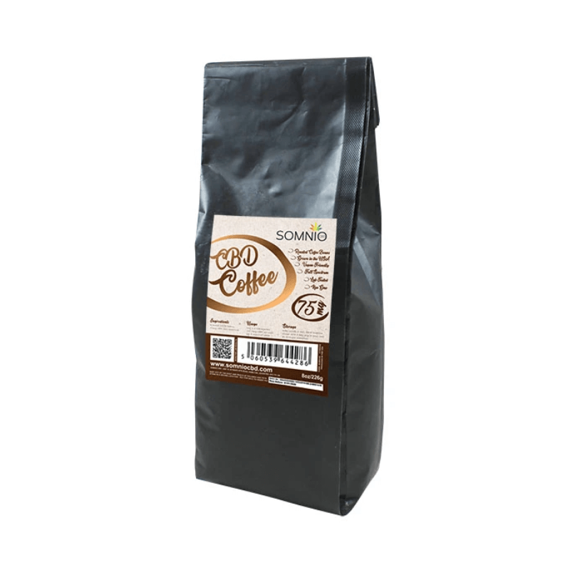 Somnio CBD Fresh Coffee Beans 75mg