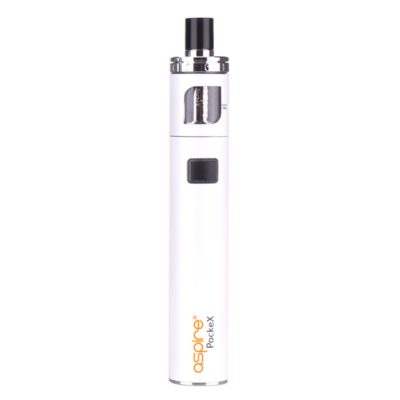 Aspire PockeX AIO Kit - White