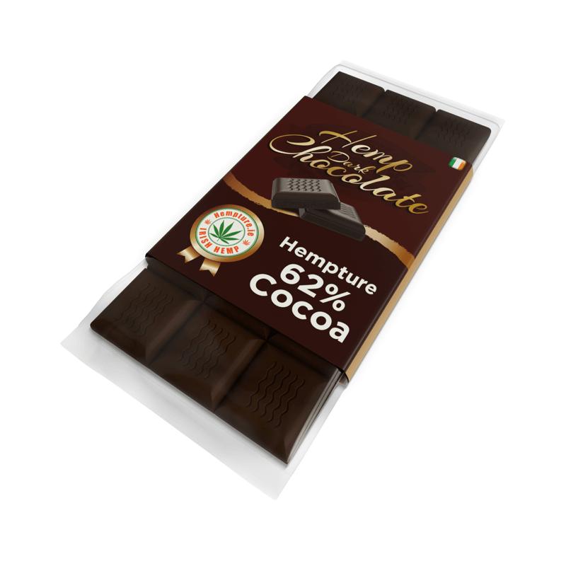 Hempture Organic Hemp Dark Chocolate