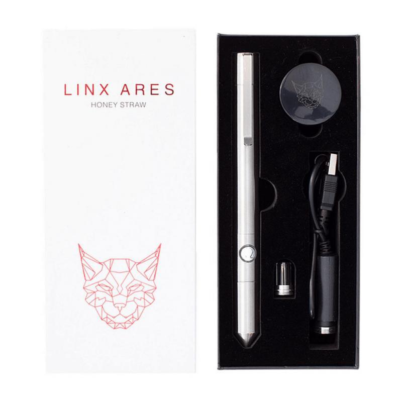 Linx Ares Honey Straw Vaporiser