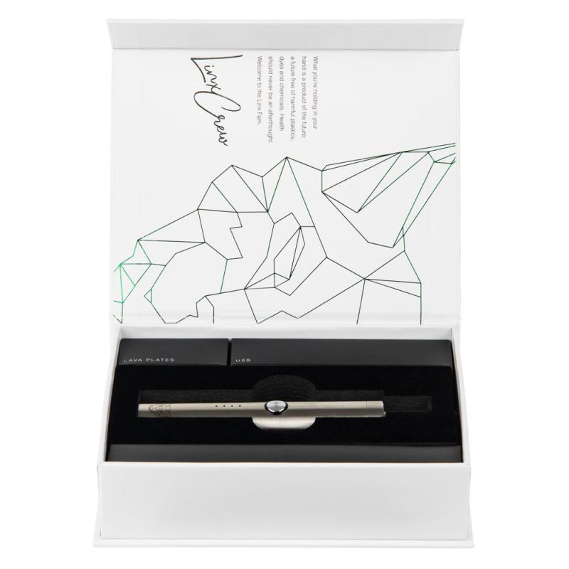 Linx Eden Dab Pen Vaporiser - Box Open