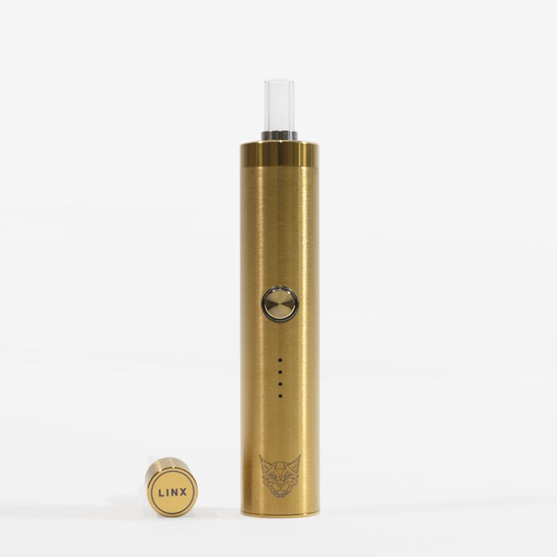 Linx Eden Dab Pen Vaporiser - Gold