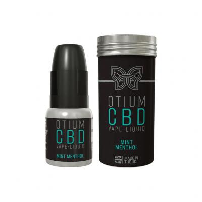 Otium Mint Menthol CBD E-Liquid