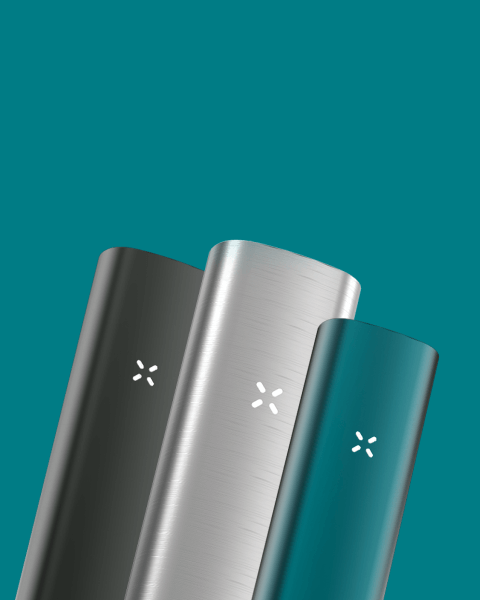 Pax 3 & Pax 2 Herb Vaporisers