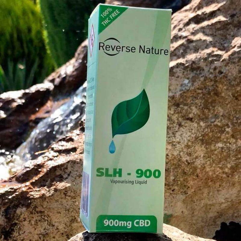 Reverse Nature Vaporizing Liquid 900mg