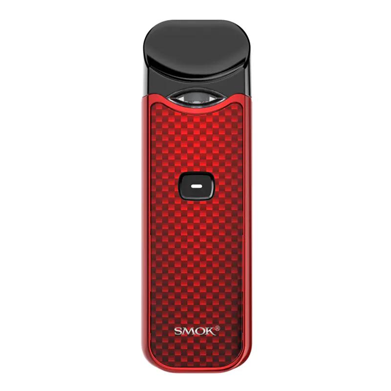SMOK Nord Pod Kit - Red Carbon Fiber