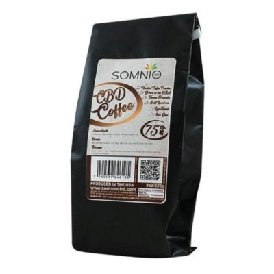 Somnio CBD Fresh Coffee Powder - 75mg