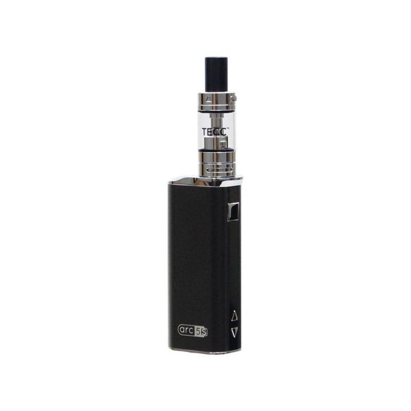 TECC arc 5 E-cig Kit - Black