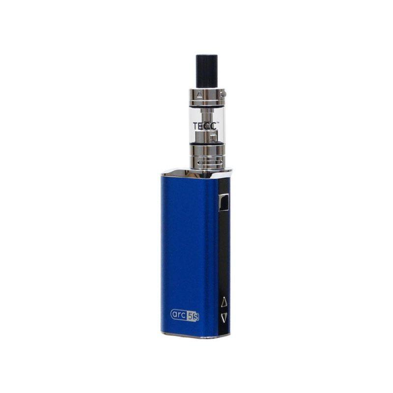 TECC arc 5 E-cig Kit - Blue