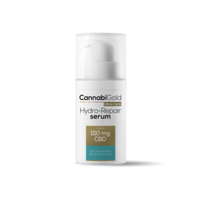 CannabiGold Hydro-Repair Serum for Dry, Sensitive & Atopy-Prone Skin 150mg