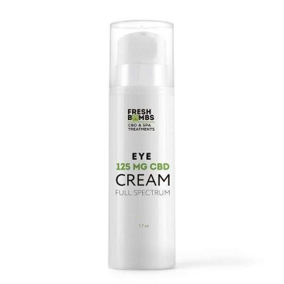 Fresh Bombs CBD Eye Cream 125mg