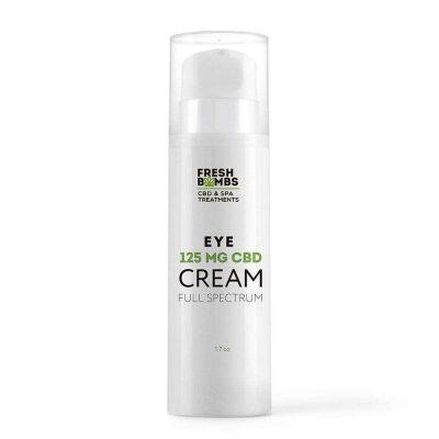 Fresh Bombs CBD Eye Cream 125mg