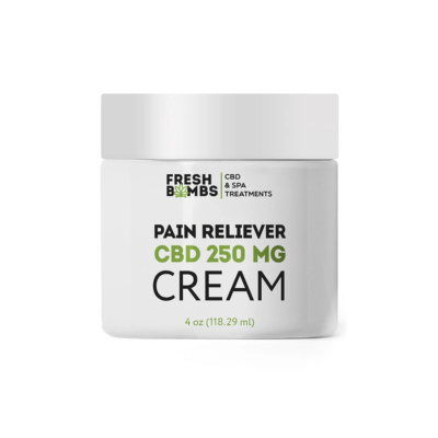 Fresh Bombs CBD Pain Reliever Cream