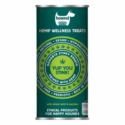 HOWND Yup You Stink! Hemp Wellness Treats 130g
