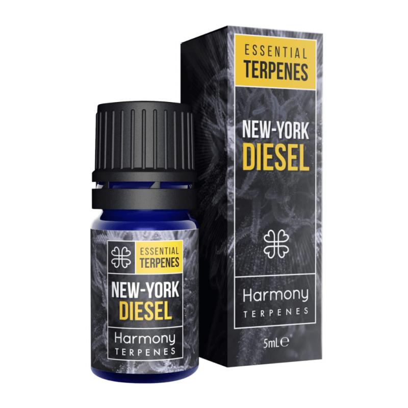 Harmony Terpenes New-York Diesel Esential Oil 5ml