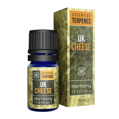 Harmony Terpenes UK Cheese Esential Oil 5ml