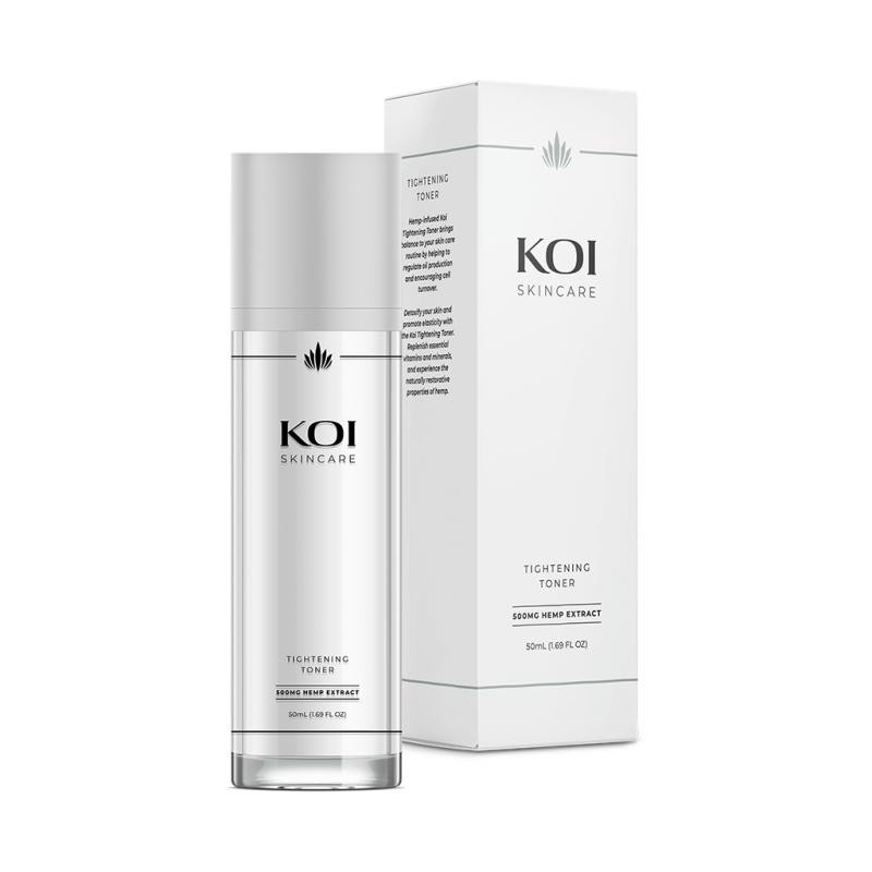 Koi Skincare CBD Tightening Toner 500mg