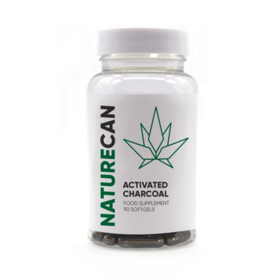 Naturecan Activated Charcoal 90cps