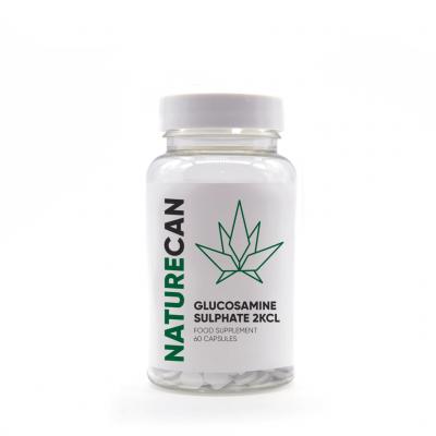 Naturecan Glucosamine Sulphate 60cps