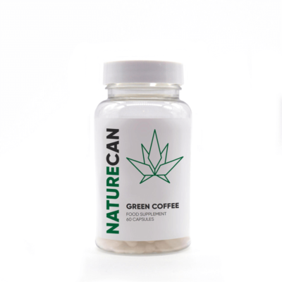 Naturecan Green Coffee Extract 60cps