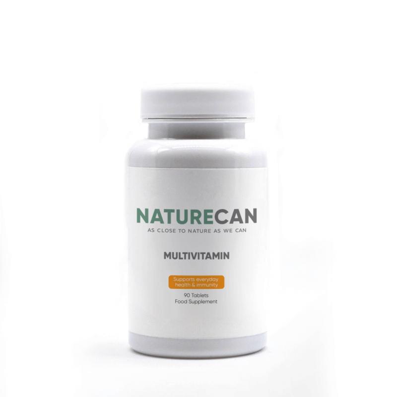 Naturecan Multivitamin 90tab