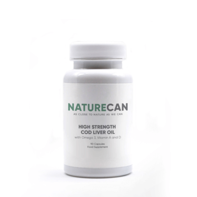 Naturecan COD Liver Oil 90cps