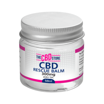 The CBD Store - Rescue Balm 300mg